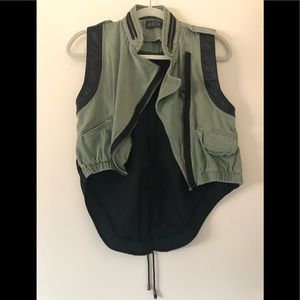 ASTR the label military vest